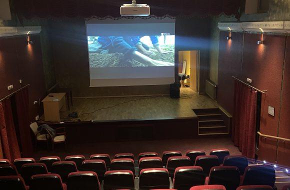 Kino salė ROYAL SPA RESIDENCE viešbutyje